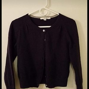 Boden Cropped Cardigan